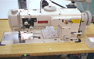 England Furniture Cut and Sew - Sewing Machine
