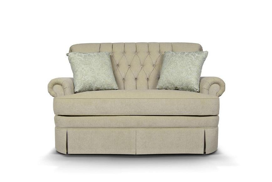 England Furniture Fernwood Loveseat Glider England Furniture Factory Tour