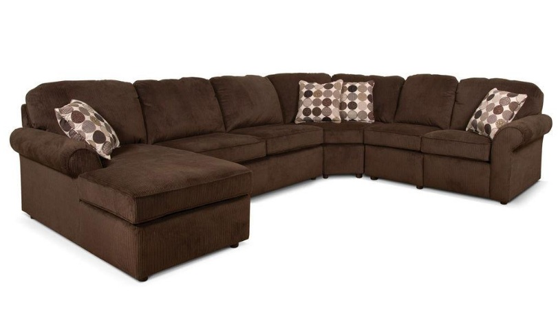 England furniture malibu sectional download foto gambar for Foto furniture