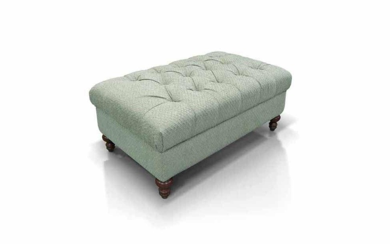 England Furniture Allure Storage Ottoman