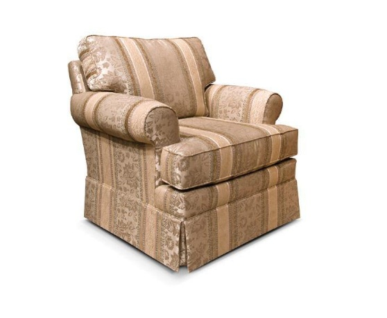 England Furniture Grace Swivel Glider Chair
