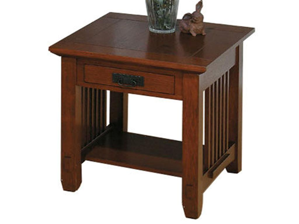 England Furniture J036 End Table