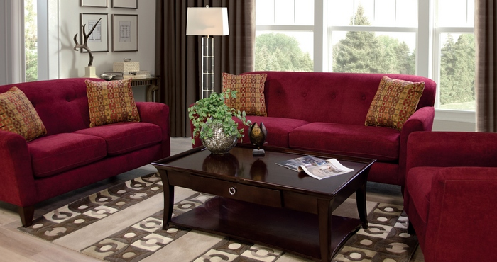 England Furniture Living Room Homes Soul 02