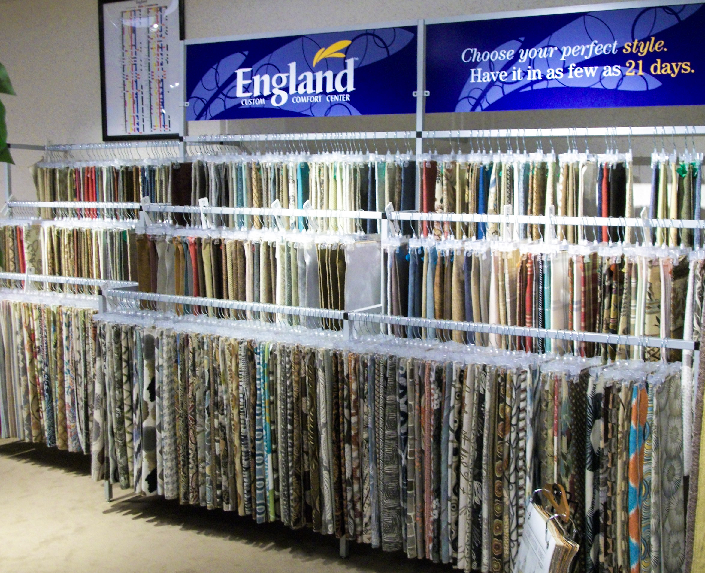 England Furniture Fabrics