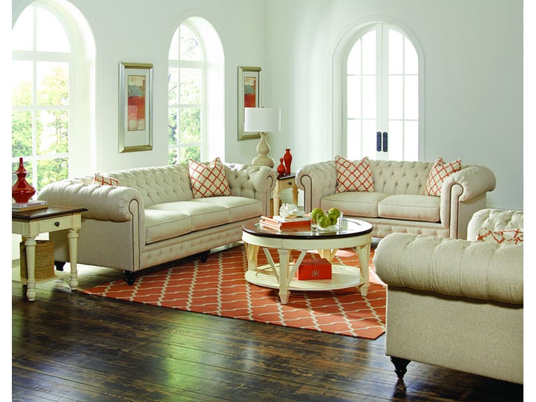 Dorchester Abbey Rondell Sofa