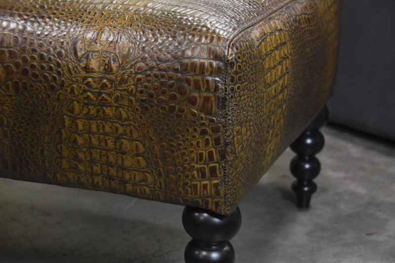Norah Ottoman England Furniture