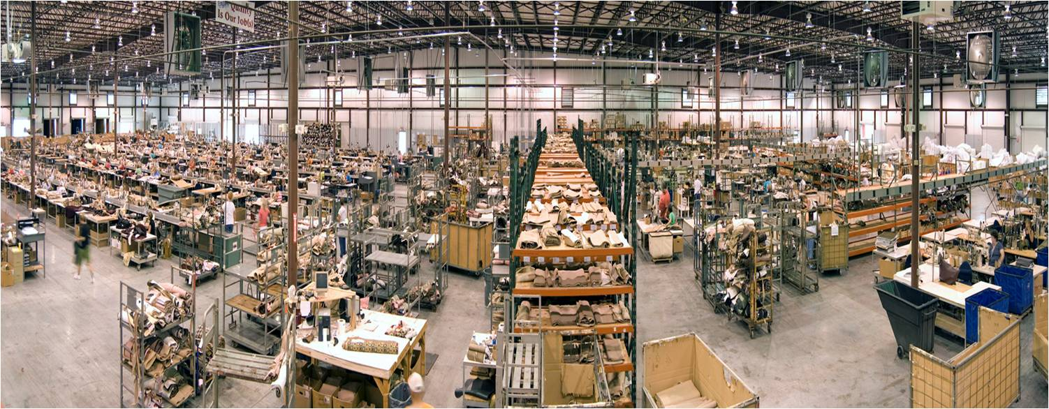 Factory Tour | England Furniture Factory Tour