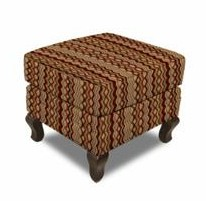 England Furniture Christopher Ottoman
