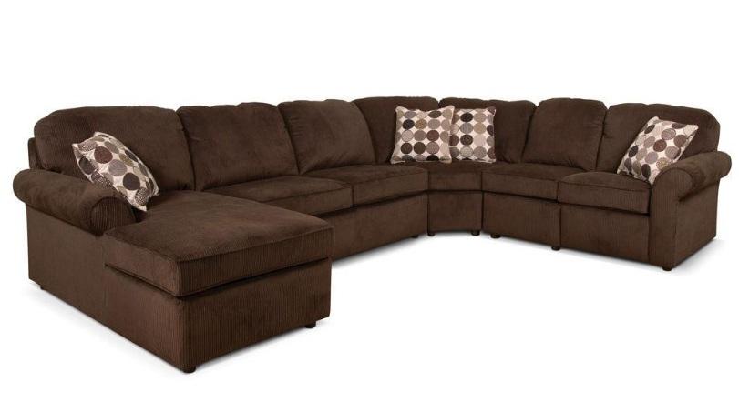 England Furniture Malibu Sectional | England Furniture ...