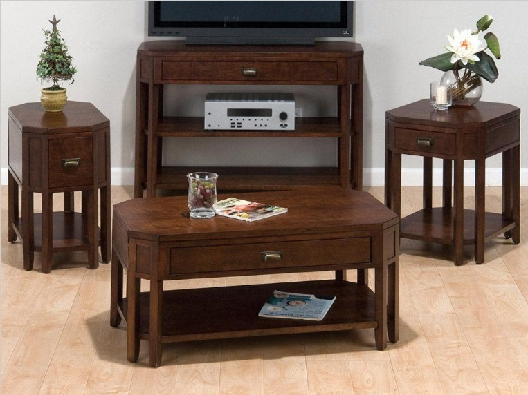 England Furniture Living Room Tables J026