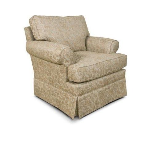 England Furniture William Swivel Glider Chair
