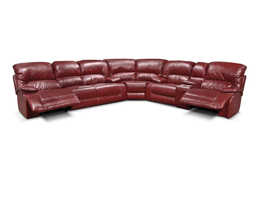 England Furniture Hampton Super Wedge Sectional Sofa