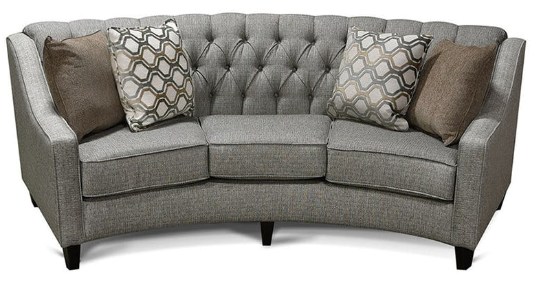 Captivating Try It: Rounded Sofas