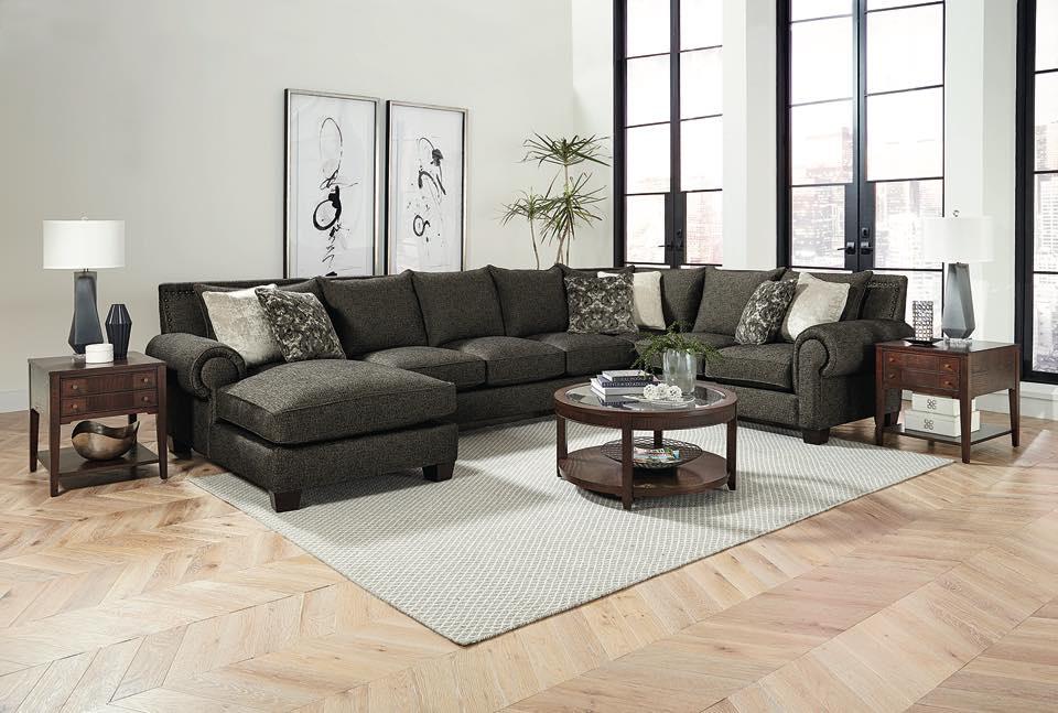 England Furniture Del Mar Larado Sectional