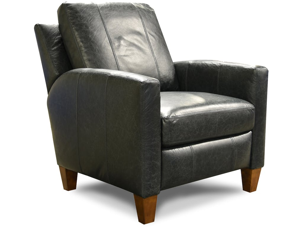 Modern Leather Recliner